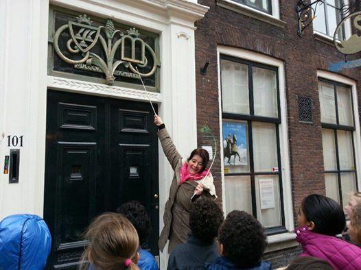 educator Stadsmuseum Leidschendam-Voorburg