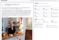 Storytelling Facebook Winkelgebied Van Hoytemastraat