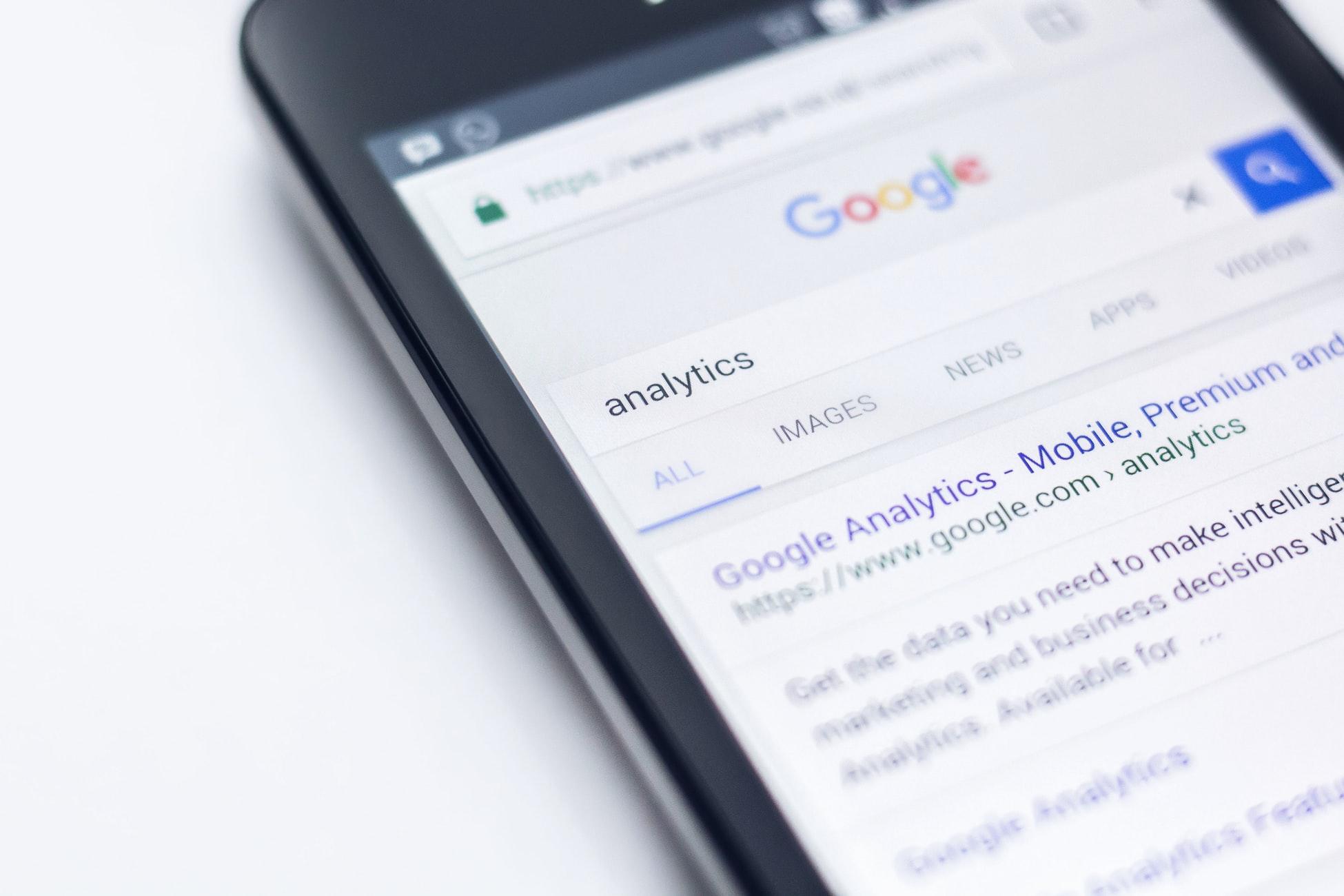search in Google seo teksten schrijven